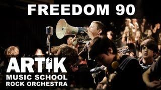 George Michael RIP - Freedom 90 Tribute Cover By Artik Rock Orchestra