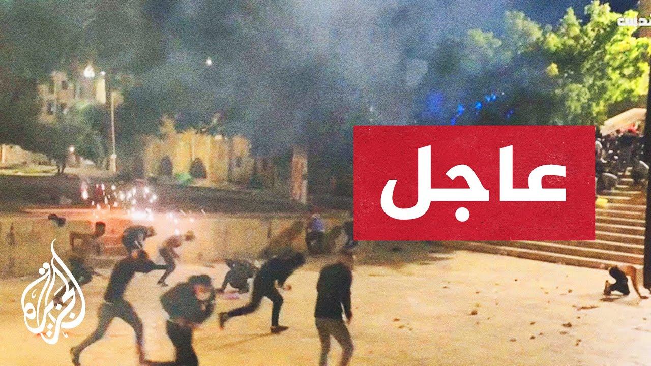 المسجد الأقصى.. 53 إصابة في اعتداء الاحتلال على المصلين بآخر جمعة في رمضان  - 21:58-2021 / 5 / 7
