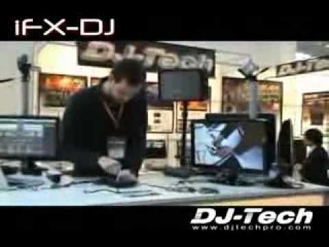 DJ TECH IFX DJ Video Demo