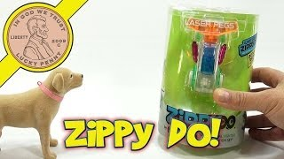 ZippyDo 3 in 1 Lighted Car, Helicopter and Plane Laser Pegs Set (Surprise Ending)