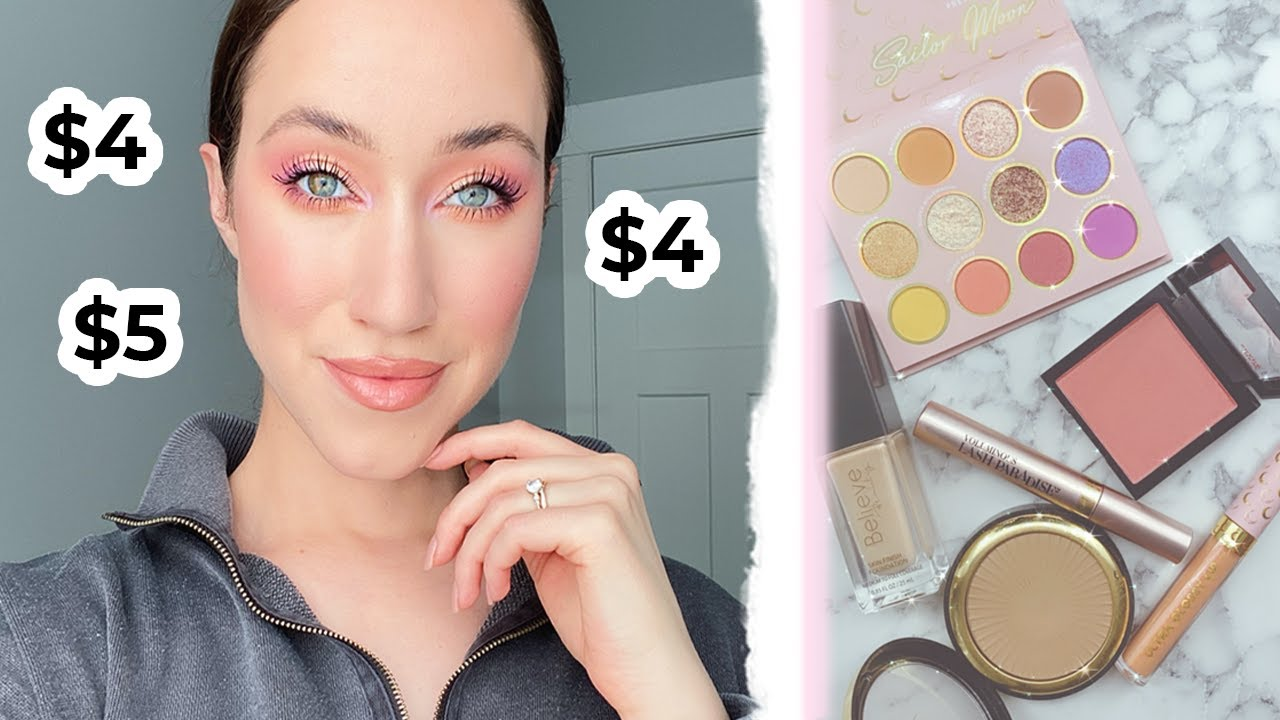 How To Look Expensive With Drugstore Makeup