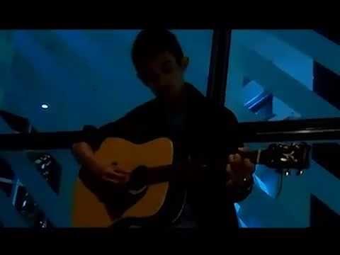 Sayap Pelindungmu - The Overtunes ( Mu Tr Saputra cover Acoustic song )