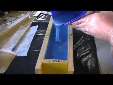 Steve's DIY Corian Mould - Part 1
