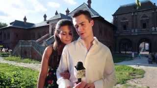 Съемка видео: Речь молодожёнов своим родителям в день свадьбы www.ikinoitv.ru