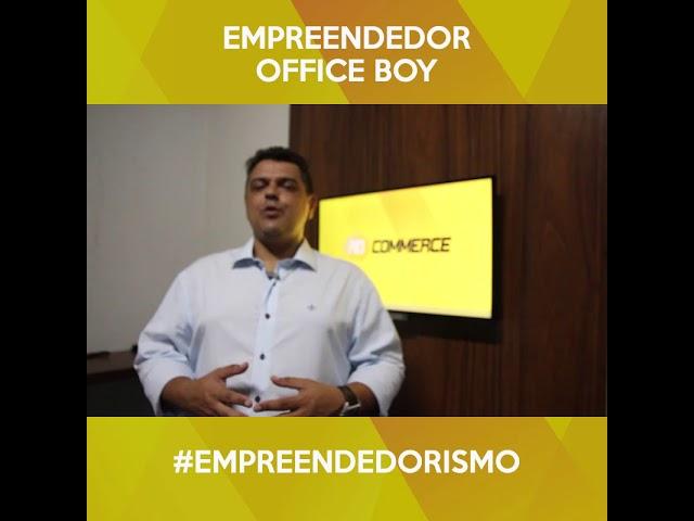 Empreendedor Office Boy