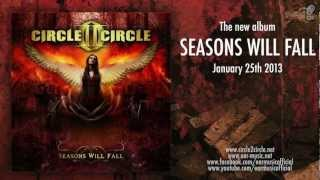 "CIRCLE II CIRCLE ""Diamond Blade"" / ""Seasons Will Fall"" Album Teaser"