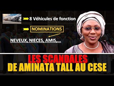 GRAVES REVELATIONS ! Yor Gou Bone Gui Aminata Tall Yoréwone CESE