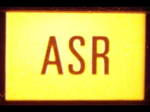 Mercedes ASR light