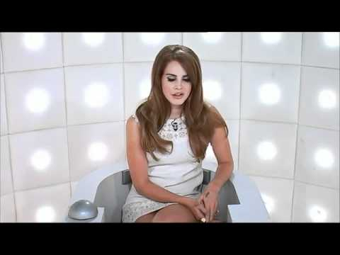 Lana Del Rey - Hot Interview French TV (2011)