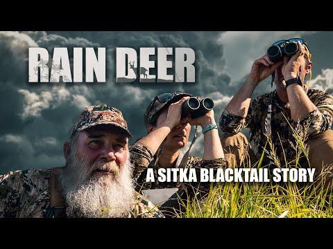Rain Deer - A Sitka Blacktail Story