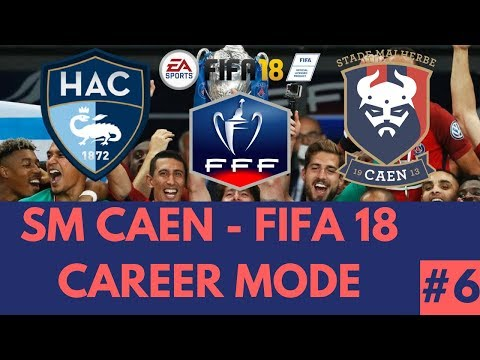 RISKY JANUARY TRANSFER WINDOW??? FIFA18 SM CAEN CAREER #6