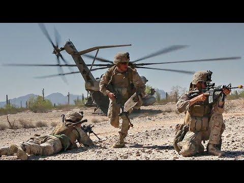 Marine Corps Integrated Training Exercise – Long Range Raid