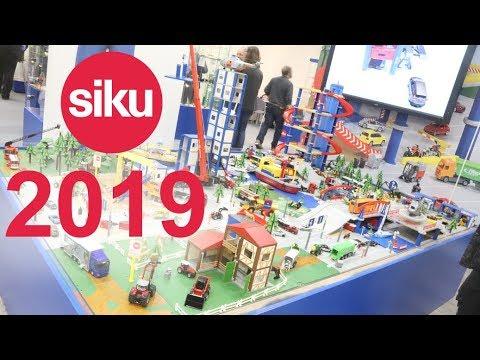 voici toute les nouveautes siku 2019 salon du jouet spielwarenmesse nuremberg toyfair youtube. Black Bedroom Furniture Sets. Home Design Ideas
