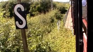Train touristique à Pacy-sur-Eure
