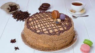 Как приготовить торт «Витязь» - Рецепты от Со Вкусом