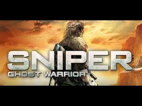 Download Sniper Ghost Warrior For PC (Mediafire)100%