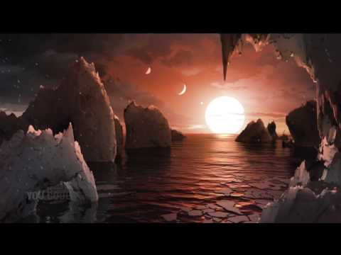 TRAPPIST-1 NASA discovers 7 possibly habitable Earth size planets around a Sun sized star.