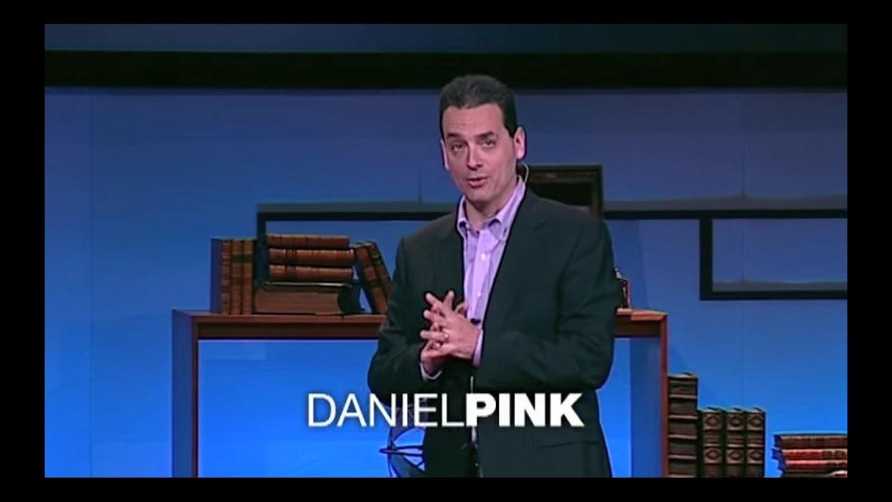 Daniel pink ted talk