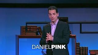 Dan Pink: The puzzling secret to motivation (Key Points Talk)