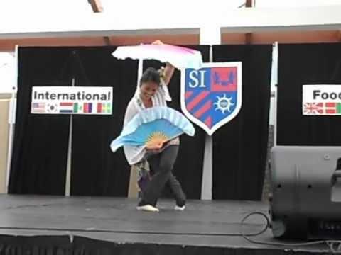 Chinese  Dance: Angela Yuen Uyeda