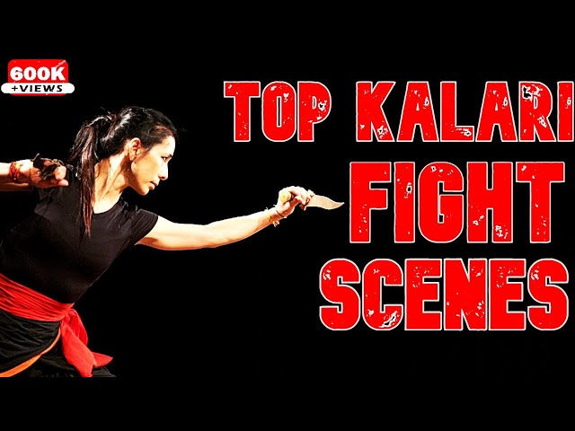 Top Kalaripayattu Fight Scenes Indian Martial Art Youtube