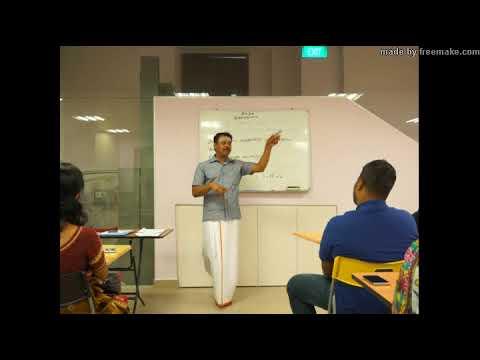 Saiva Siddhantham Basic Level Lesson 1 - 9th Sep 2017