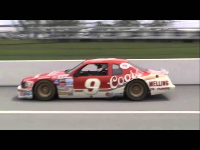 Bill Elliott Relives History at Talladega Superspeedway