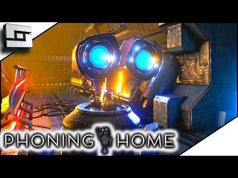 ION PHONE HOME! - Phoning Home Gameplay E1   Sl1pg8r