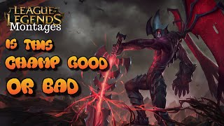 League of Legends - FACT: Aatrox is Bad - OPINION: Aatrox is Good?