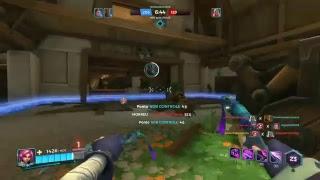 Transmissão ao vivo da PS4 de bacuri games jogando paladins