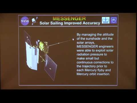 Colloquium, September 15th, 2016 -- The Spacecraft Exploration of Mercury...
