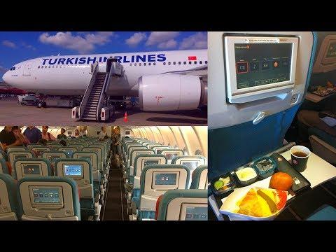 Turkish Airlines Airbus A330-300 Istanbul - Berlin Tegel (TC-JOM)