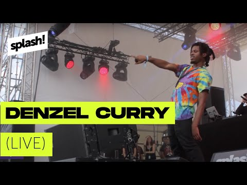 Denzel Curry LIVE ► splash! Festival [full show]