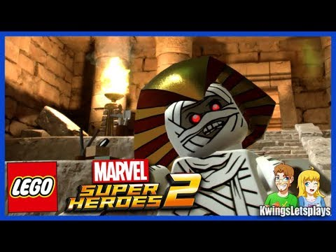 Lego Marvel 2 Free Roam Adventures Part 28 Terrible BIKE RACE!