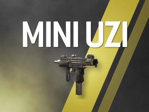 Mini Uzi Modern Warfare 2 Multiplayer Weapon Guide Youtube