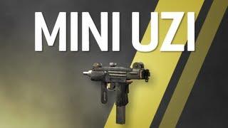 Mini Uzi - Modern Warfare 2 Multiplayer Weapon Guide