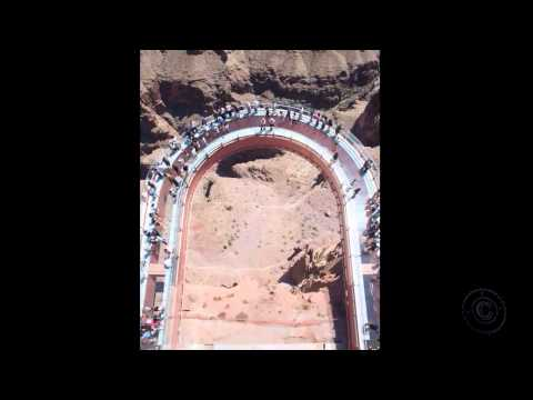 Смотровая площадка Grand Canyon Skywalk. Аризона