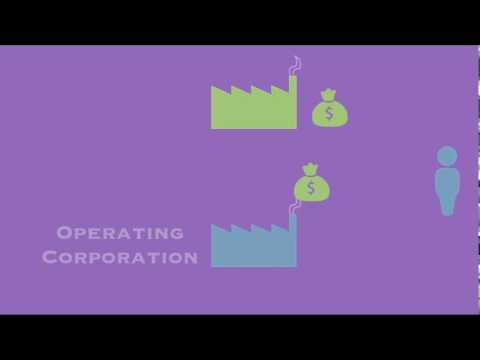 How Operating and Holding Companies Work