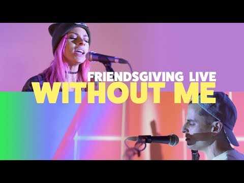 Halsey - Without Me (From Friendsgiving Live)