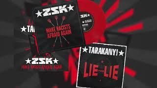 ZSK / Tarakany! — Make Racists Afraid Again / Lie for Lie (Split EP 2019)
