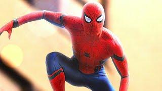 Человек-паук: Возвращение домой (2017)— русский трейлер 3