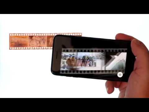 FilmLab, an app for viewing and digitizing analog film