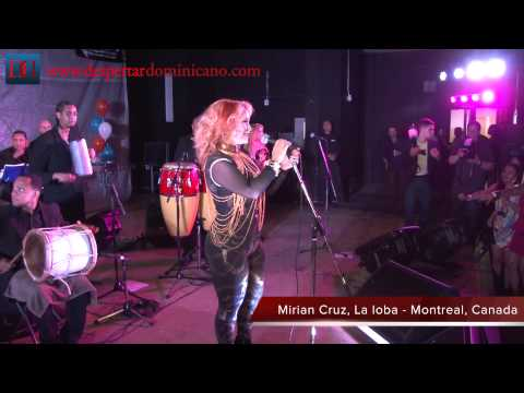 Mirian Cruz, La Loba - (www.DespertarDominicano.com)
