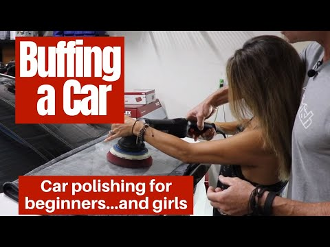 Buffing A Car: Turtle Wax Scratch Remover And Tips For Beginners