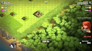 Desafio da galera no clash of clans