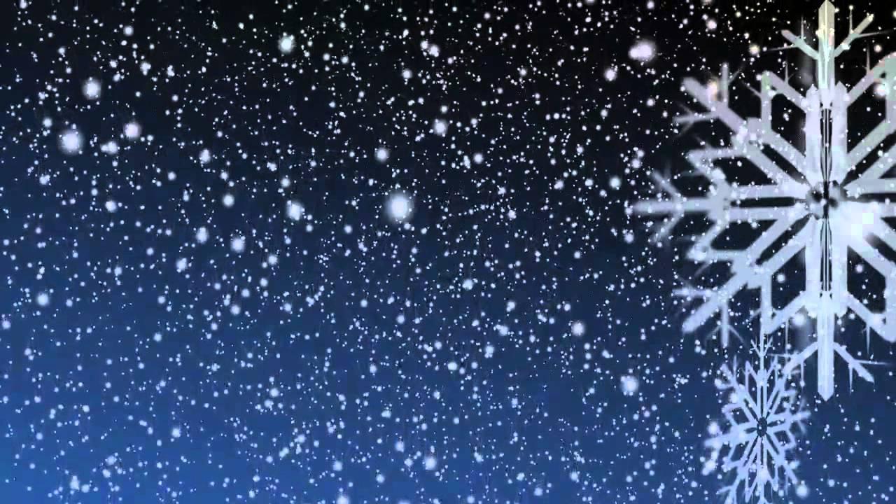 Картинки анимации снежинок, днем