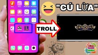 Troll bạn bè khi họ mượn điện thoại của bạn | Prank apps