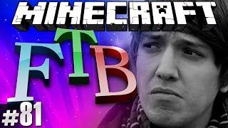 Minecraft Feed The Beast #81 - Sad for Good