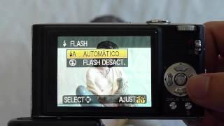 Curso de Fotografía y Photoshop. Manejo básico de una cámara compacta.