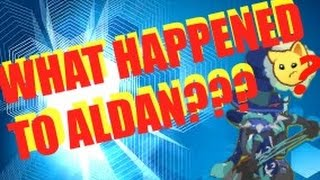 ANIMAL JAM  What to happened to Aldan?